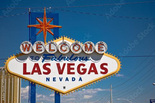 Foto auf Gartenposter Las Vegas las vegas