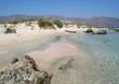 Plage Elafonissi (Crète)