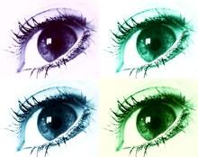 Colours Of Eye