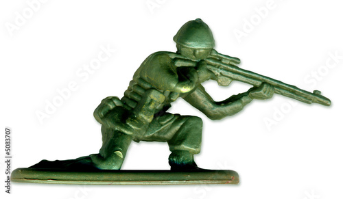 Valokuva  Traditional Toy Soldier