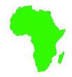 canvas print picture - Afrique - Africa