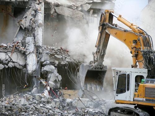 Photo demolition