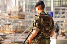 Patrouille Militaire à La Dé...