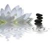 canvas print picture l'instant zen