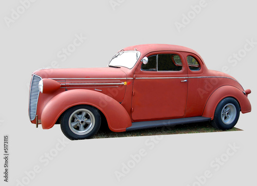 Wall Murals Old cars Vintage Car