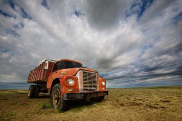 Old Farmtruck