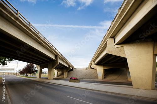 Photo Bridge Overpass
