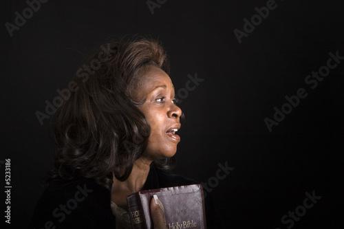 Valokuva  LR1 Diane Singing