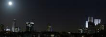 Full Moon Over Tel Aviv