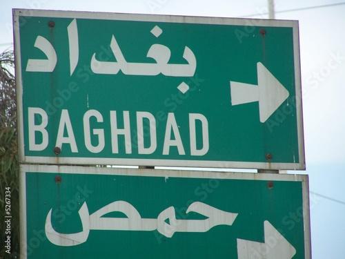 Fotografering  Irak