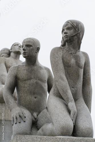 Photo  Vigeland Sculpture Park