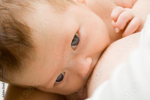 Valokuva  Breastfeeding