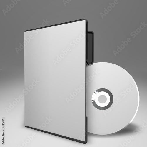 Fotografía  DVD Case 2