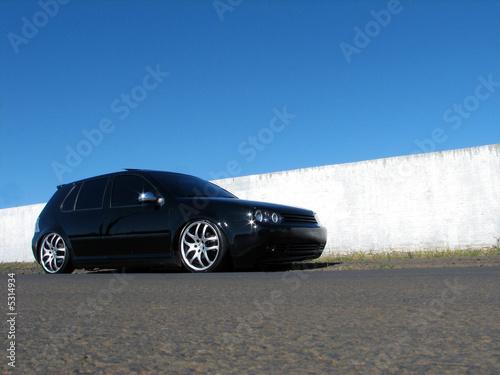 Photo  Black Car