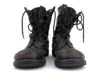 Old Army Boots - Corcoran