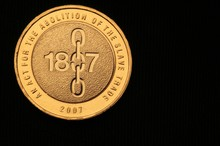 Coin Commemorating  The Abolit...
