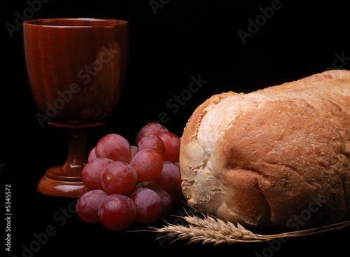 Fotografie, Obraz  Communion Elements