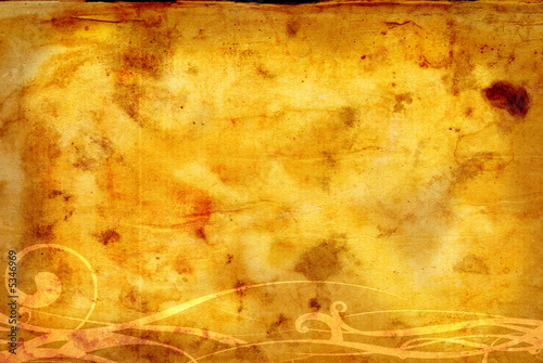 Spoed Foto op Canvas Weg in bos hi res grunge textures and backgrounds