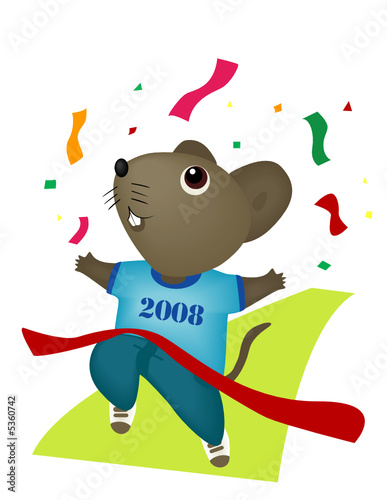 Series: Year of the Rat - Buy this stock vector and explore