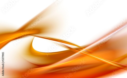 pomaranczowe-poziome-fale-na-bialym-tle-abstrakcyjne-tlo-z-efektem-3d