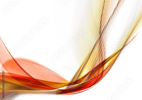 Staande foto Abstract wave abstract background
