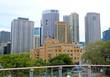 canvas print picture sydney skyline