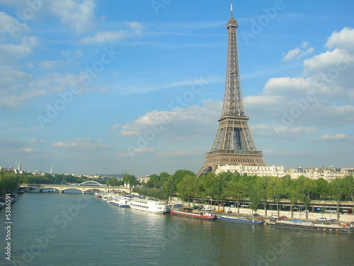 Foto-Flächenvorhang - Paris  (von Stefano Gasparotto)