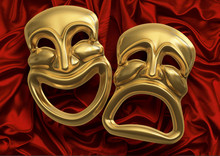 Classic Comedy-tragedy Theater...