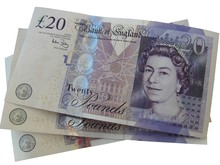 Twenty Pound Banknotes