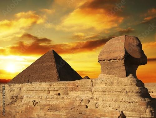 Cadres-photo bureau Egypte Pyramid