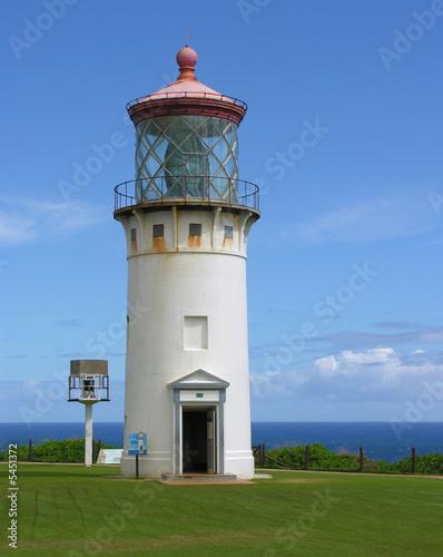 Foto-Kassettenrollo premium - kilauea lighthouse