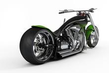 Macho  Custom Bike Or Motorcyc...