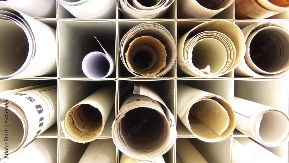 Fototapety, obrazy: Planning