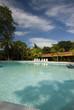 large swimming pool hotel managua nicaragua central america
