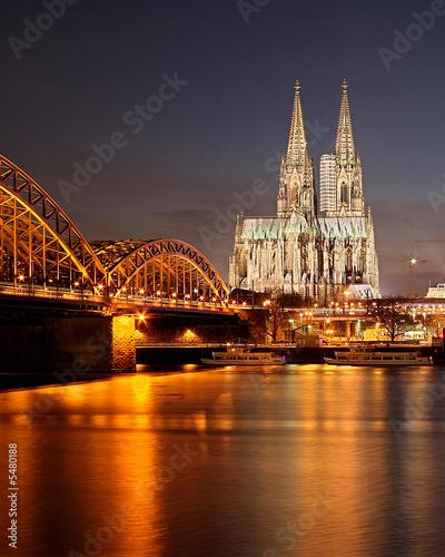 Foto-Kassettenrollo premium - Köln