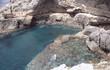 kleine Bucht in Lecce - Südspitze von Apulien, Italien