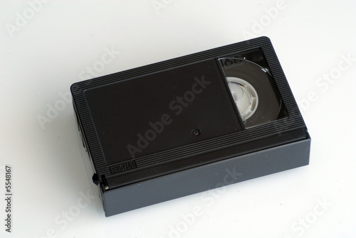 Valokuvatapetti Videotape