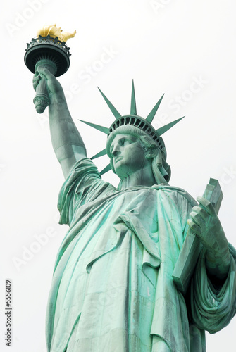 Fotografie, Obraz  Statue of Liberty at New York USA