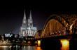 Cologne illuminé
