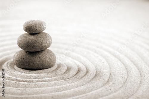 Recess Fitting Zen Stones