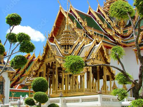 Photo  Königspalast Bangkok, Thailand