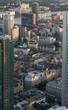 Leinwandbild Motiv Fankfurt city