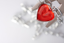 Heart Clamped By Pliers Wound ...