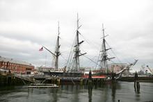 USS Constitution, Boston, Mass...