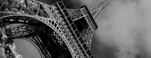 Poster Eiffel Tower paris