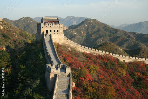 Papiers peints Muraille de Chine Great wall