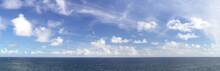 Panoramique Ciel Et Mer