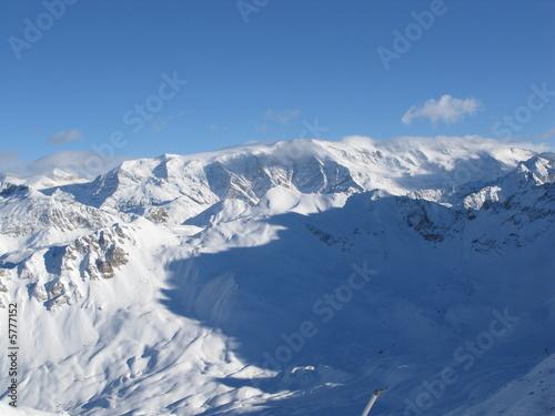Foto auf Gartenposter Gebirge montagne sommet