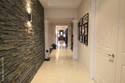 Canvas Designer hallway
