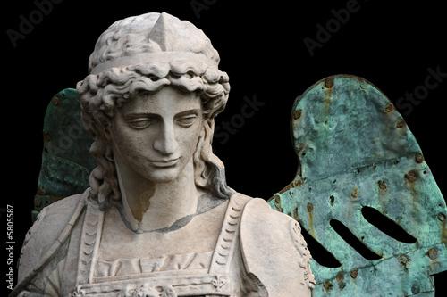 Obraz na plátně Archangel Michael
